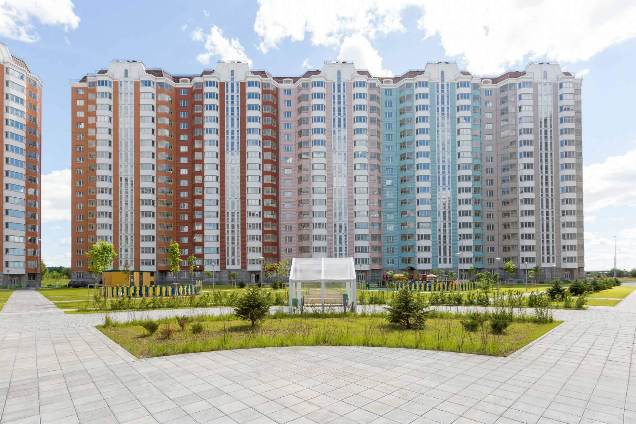 жилой комплекс солнцево фото квартир