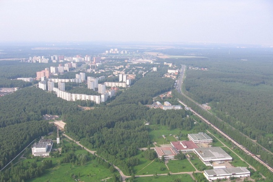 фото города троицк