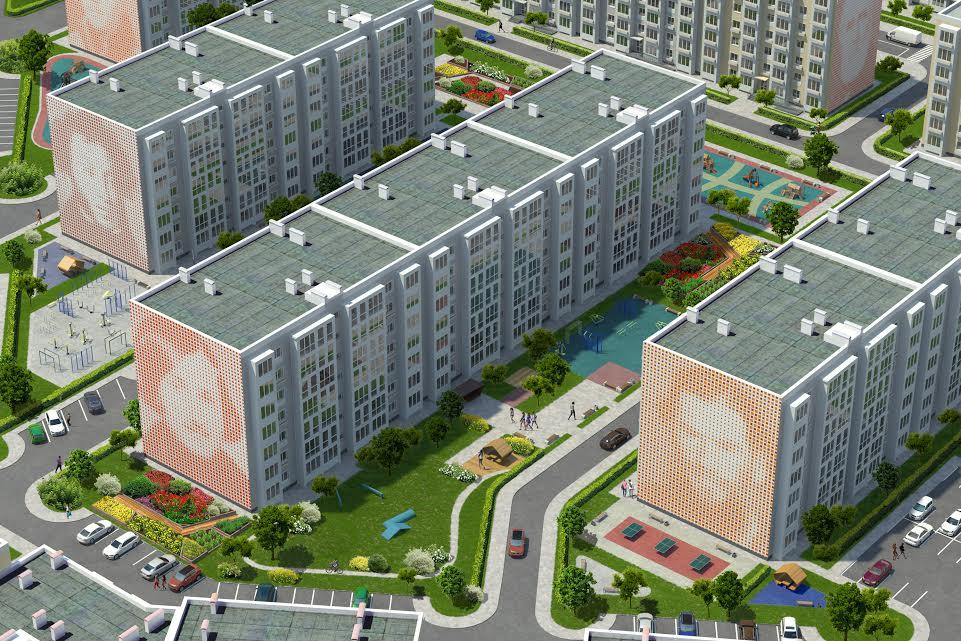 строительство жилого комплекса томилино Леры