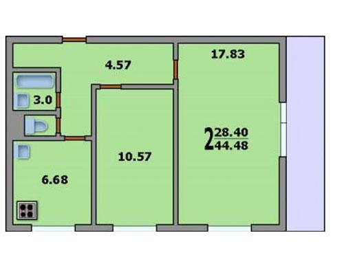 Типовые планировки дома серии с-111, планировки дома серии с.
